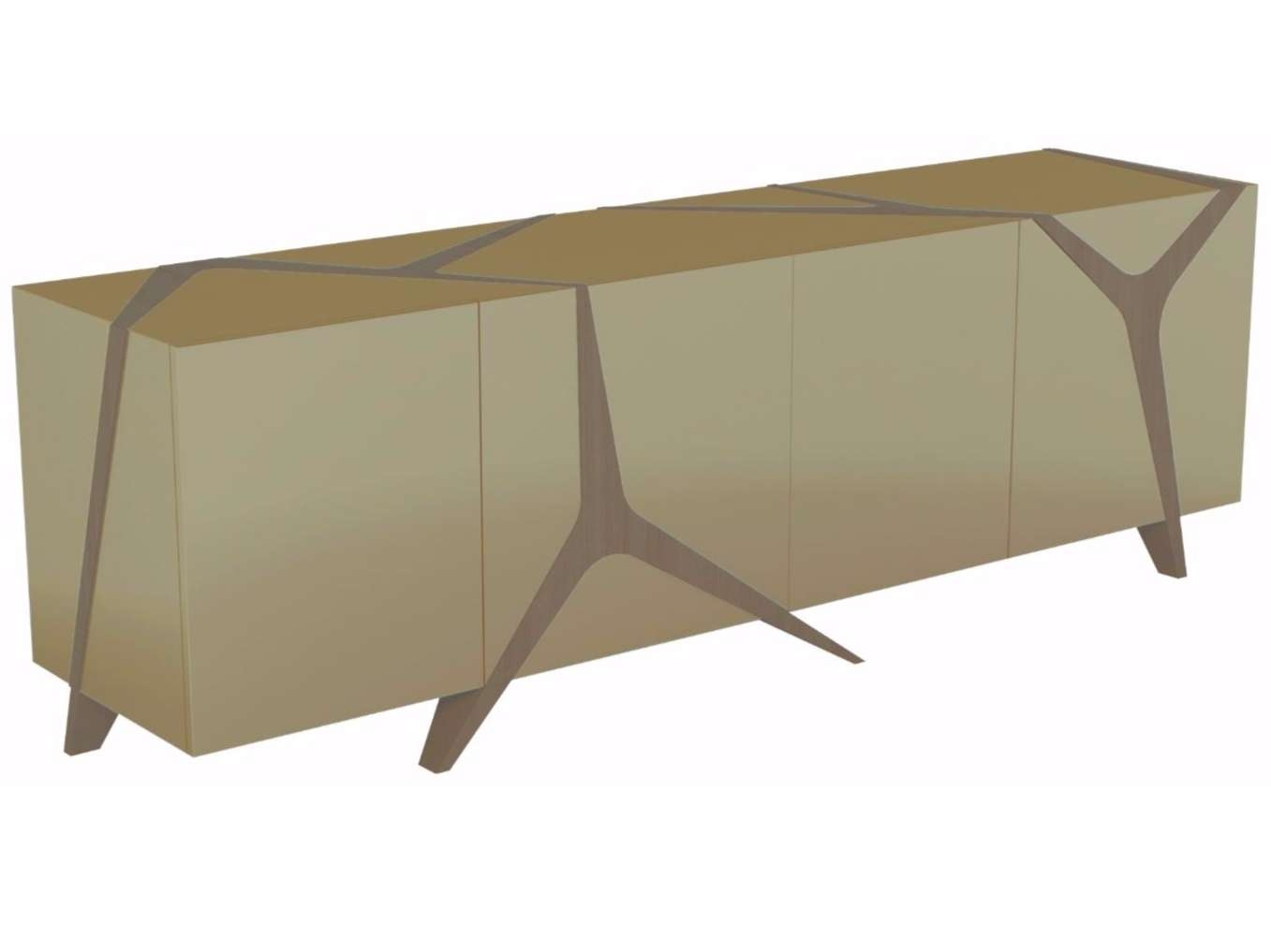 Rosace | Sideboard Les Contemporains Collectionroche Bobois In Roche Bobois Sideboards (View 14 of 20)