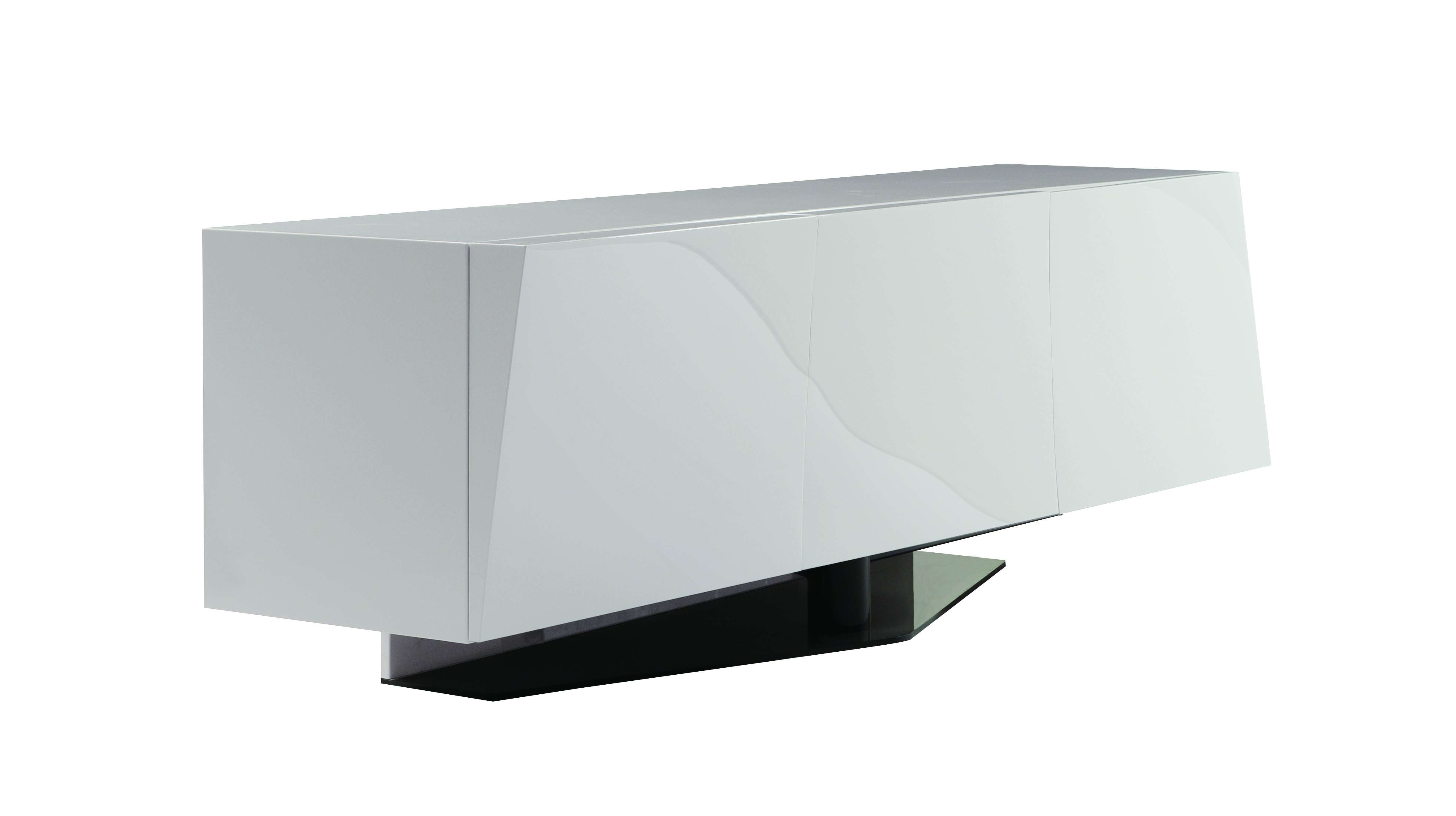 Rosace | Sideboard Les Contemporains Collectionroche Bobois Throughout Roche Bobois Sideboards (View 15 of 20)