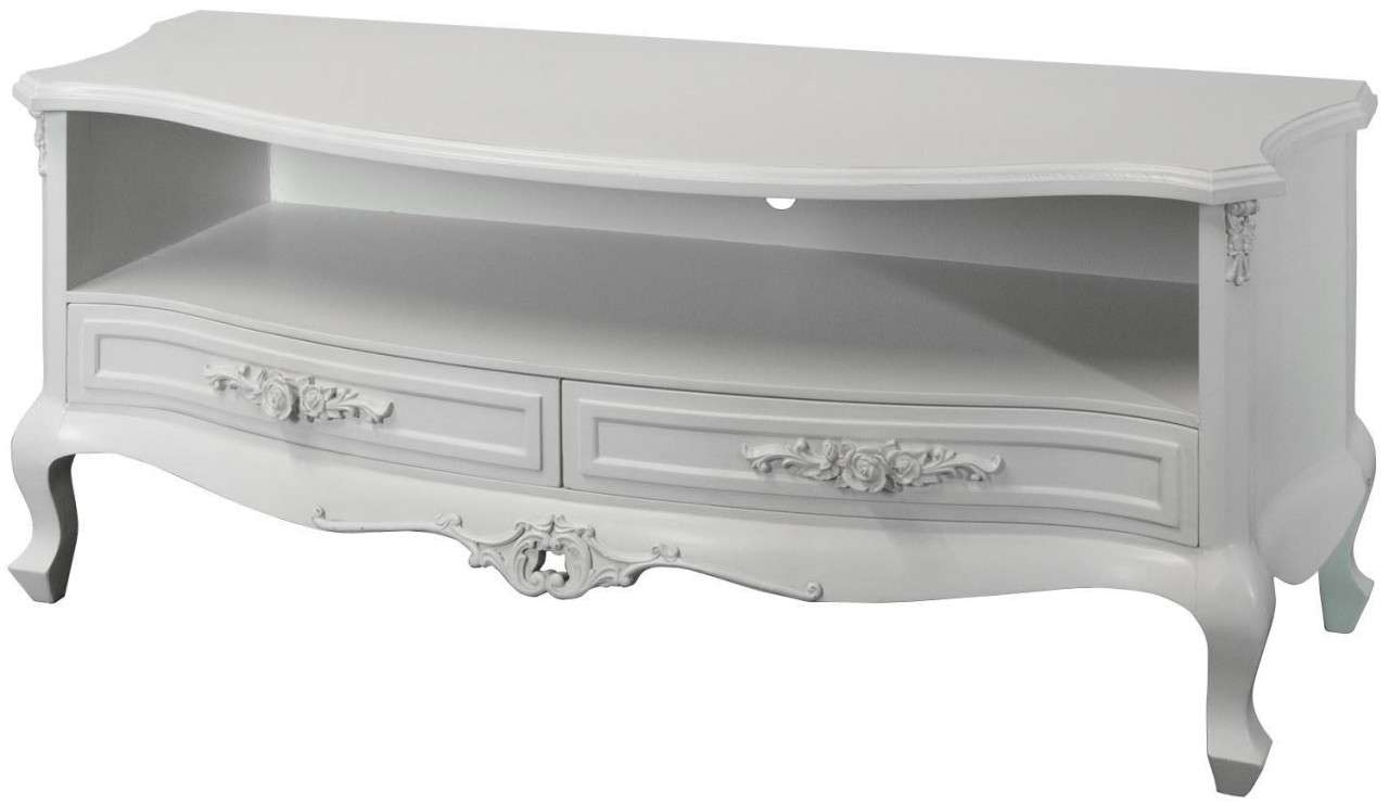 Rose Wide Tv Cabinet | Hollygrove Intended For French Style Tv Cabinets (View 15 of 20)