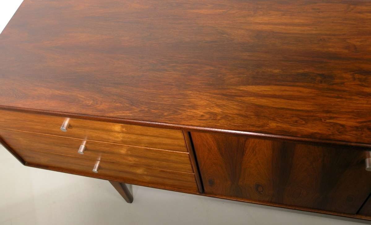 Rosewood Younger Sideboard Vintage Retro Danish In A Younger Sideboards (View 9 of 20)