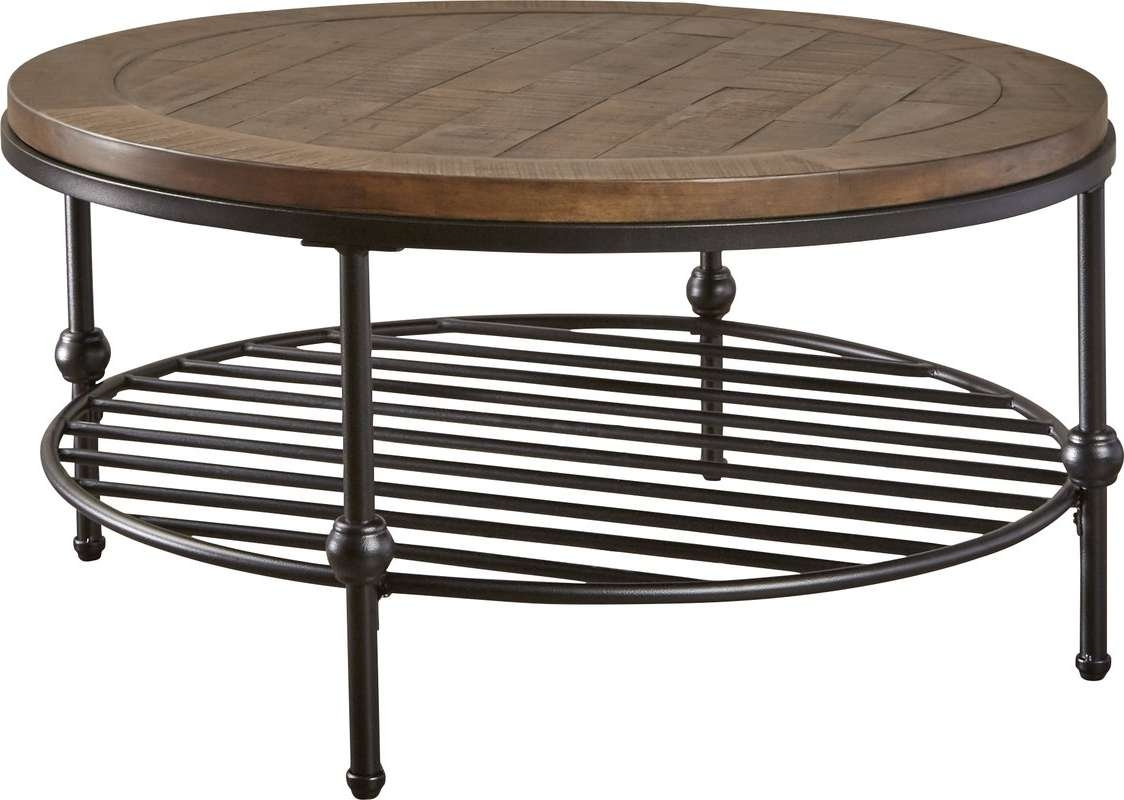 Round Coffee Tables (View 13 of 20)