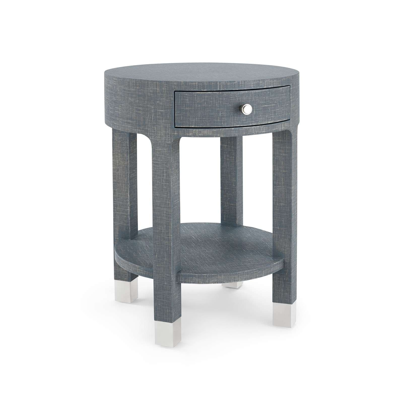 Round Fancy Round Coffee Table Round Accent Table On Round Side With Regard To Popular Round Coffee Tables With Drawer (View 15 of 20)