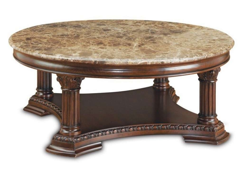 Round Nesting Coffee Table Best Of Round Coffee Table Marble Top Pertaining To Newest Marble Round Coffee Tables (View 15 of 20)