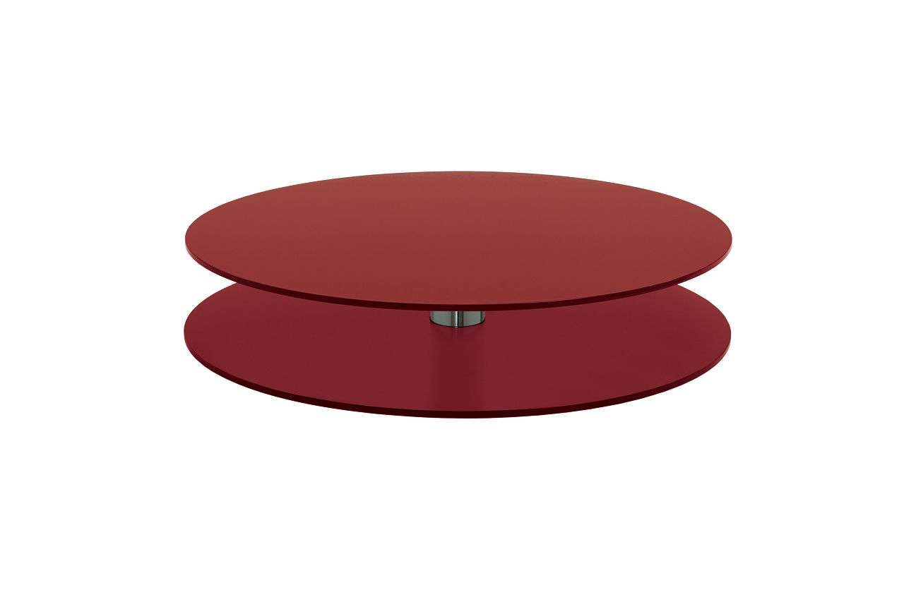 Round Red Coffee Table – Round Designs With Regard To Most Popular Round Red Coffee Tables (View 17 of 20)