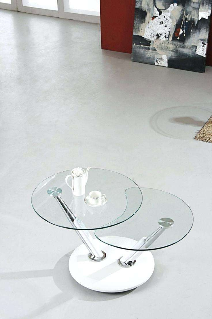 Round Tempered Glass Coffee Table Full Size Of Awesome Swirl For Famous Swirl Glass Coffee Tables (View 16 of 20)