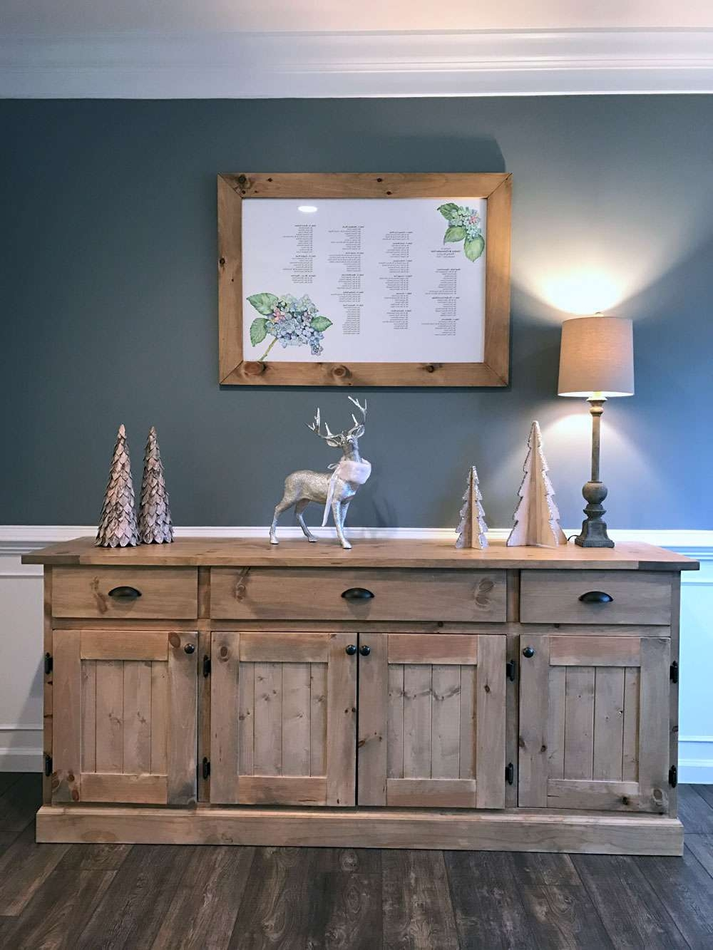 Rustic Diy Sideboard Decor : Rocket Uncle – Diy Sideboard: New Regarding Diy Sideboards (View 20 of 20)