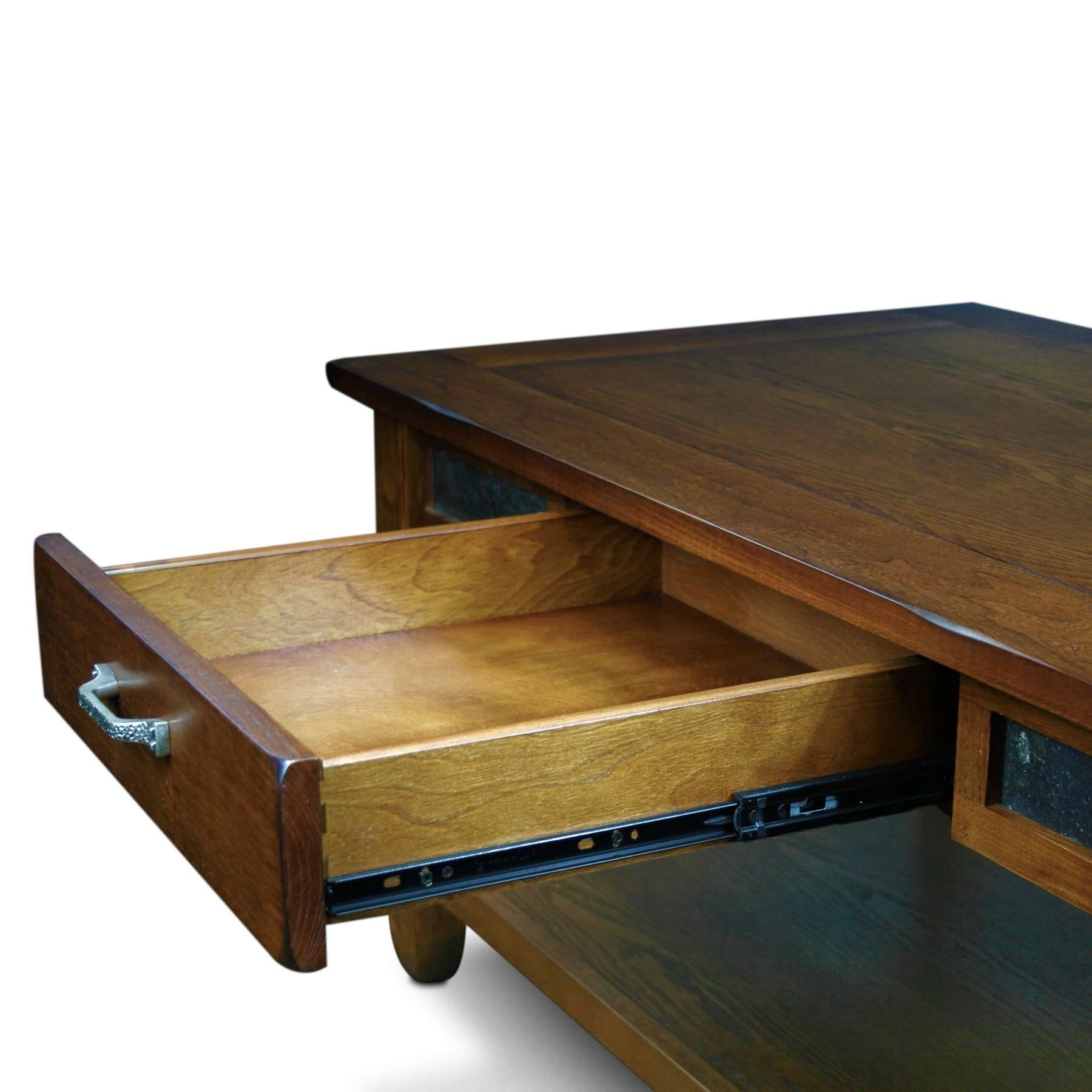 Rustic Oak Coffee Table – Free Shipping Today – Overstock Regarding Favorite Rustic Oak Coffee Tables (View 13 of 20)