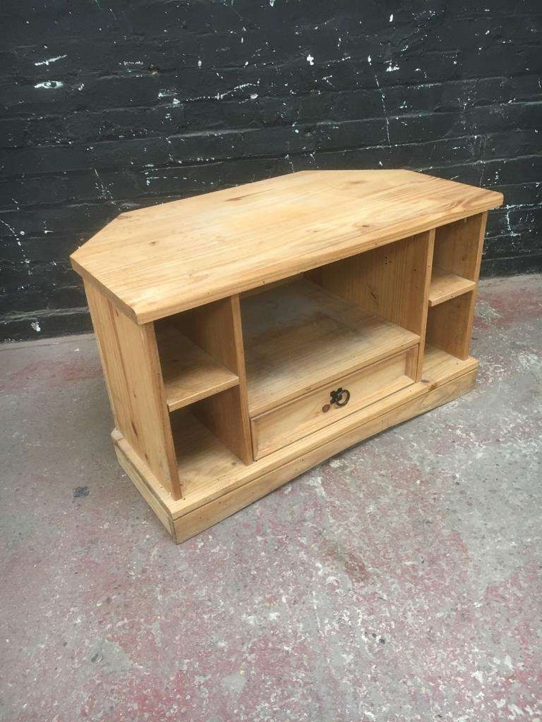 Rustic Pine Tv Cabinet | In Liverpool, Merseyside | Gumtree Throughout Rustic Pine Tv Cabinets (View 14 of 20)