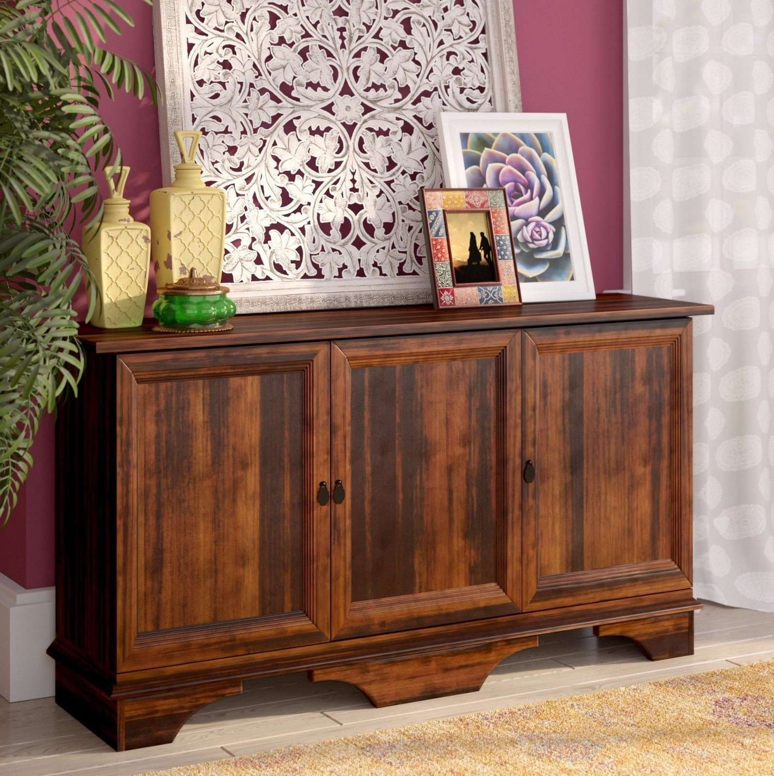 Rustic/primitive Sideboards And Buffets | Ebay Intended For Rustic Sideboards Furniture (View 17 of 20)