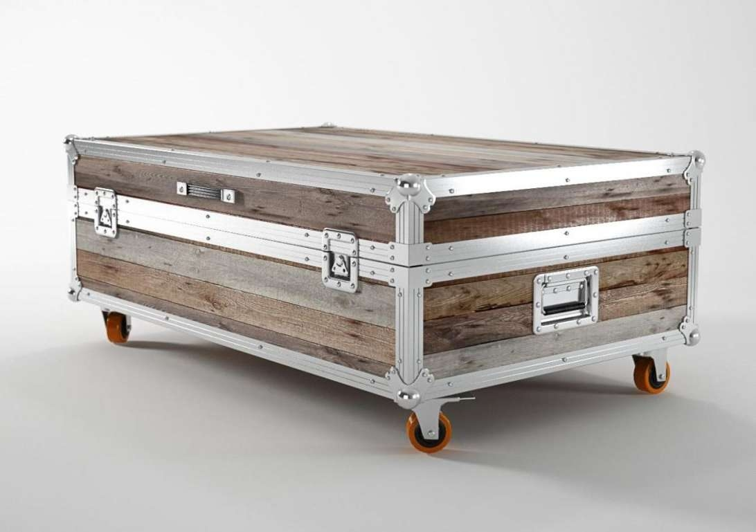Rustic Trunk Coffee Table Style Wood Storage Chest L 30 Stunning In 2018 Square Chest Coffee Tables (View 14 of 20)
