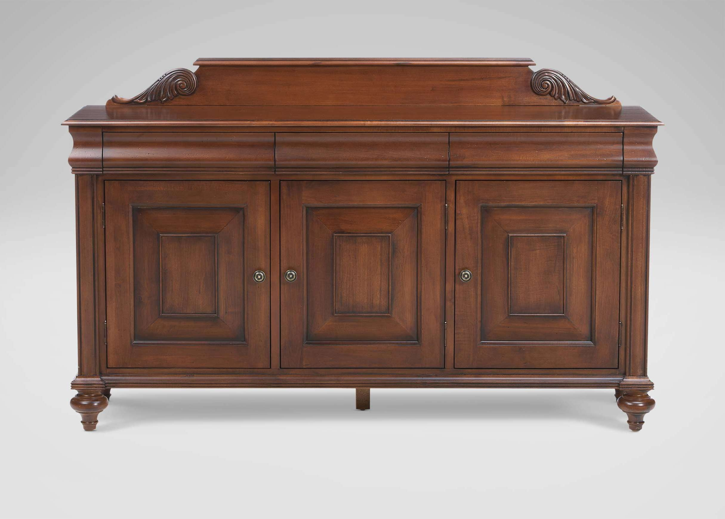Saxton Buffet | Buffets, Sideboards & Servers For Ethan Allen Sideboards (View 12 of 20)