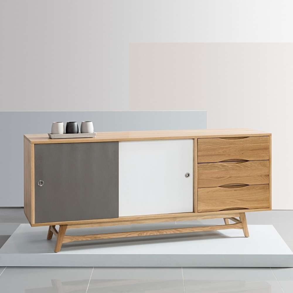 Scandinavian Sideboards & Cabinets – Modern Affordable Danish Within Scandinavian Sideboards (View 16 of 20)