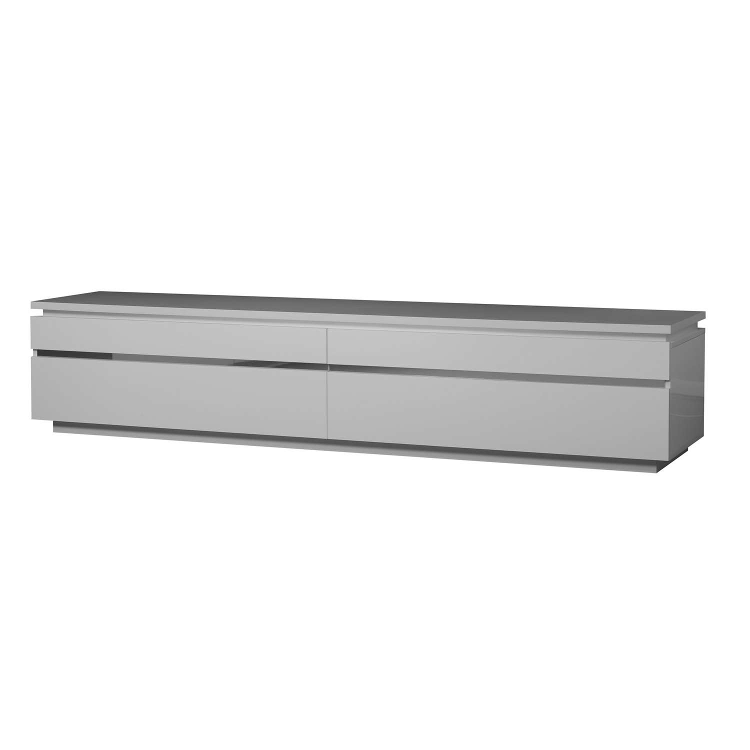 Sciae Electra White Illuminated Tv Unit – Officesupermarket.co (View 10 of 20)