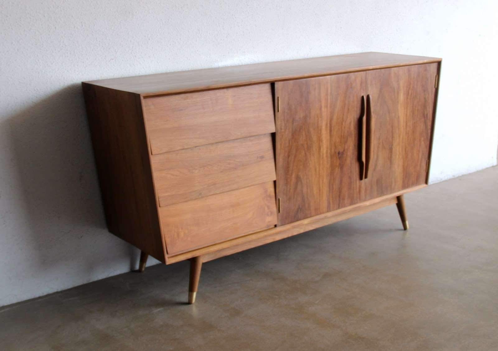 Second Charm Furniture – Mid Century Modern Influence | Bobs Furniture Intended For Midcentury Sideboards (View 14 of 20)