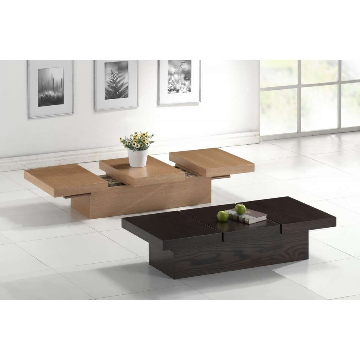 See Pertaining To Famous Wood Modern Coffee Tables (View 20 of 20)