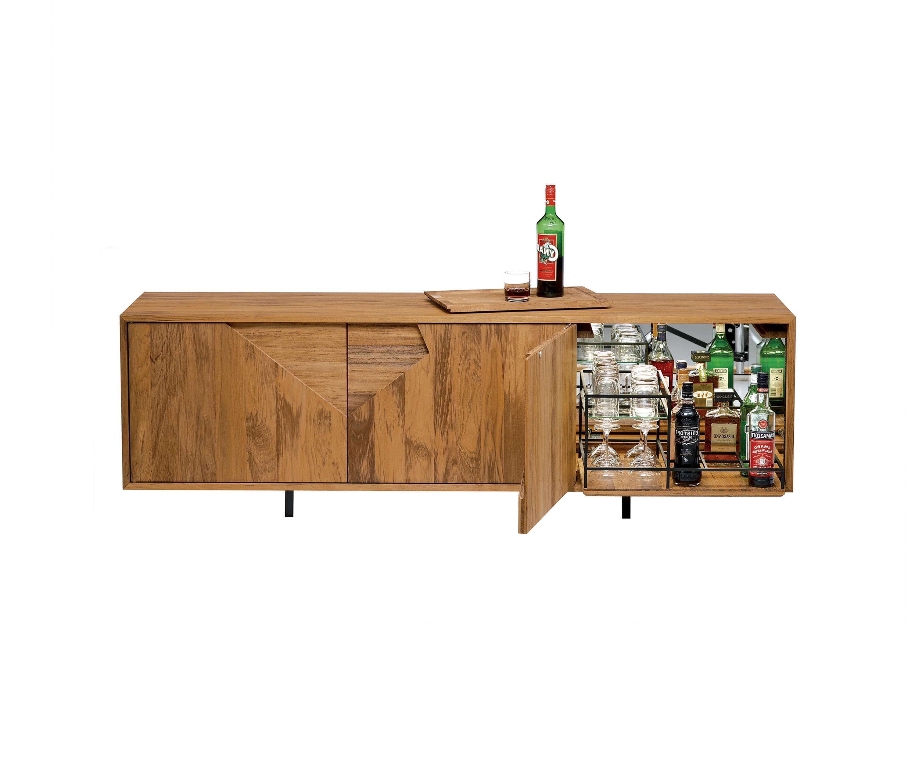 Sepuluh Sideboard – Sideboards From Inchfurniture | Architonic Inside Bar Sideboards (View 13 of 20)
