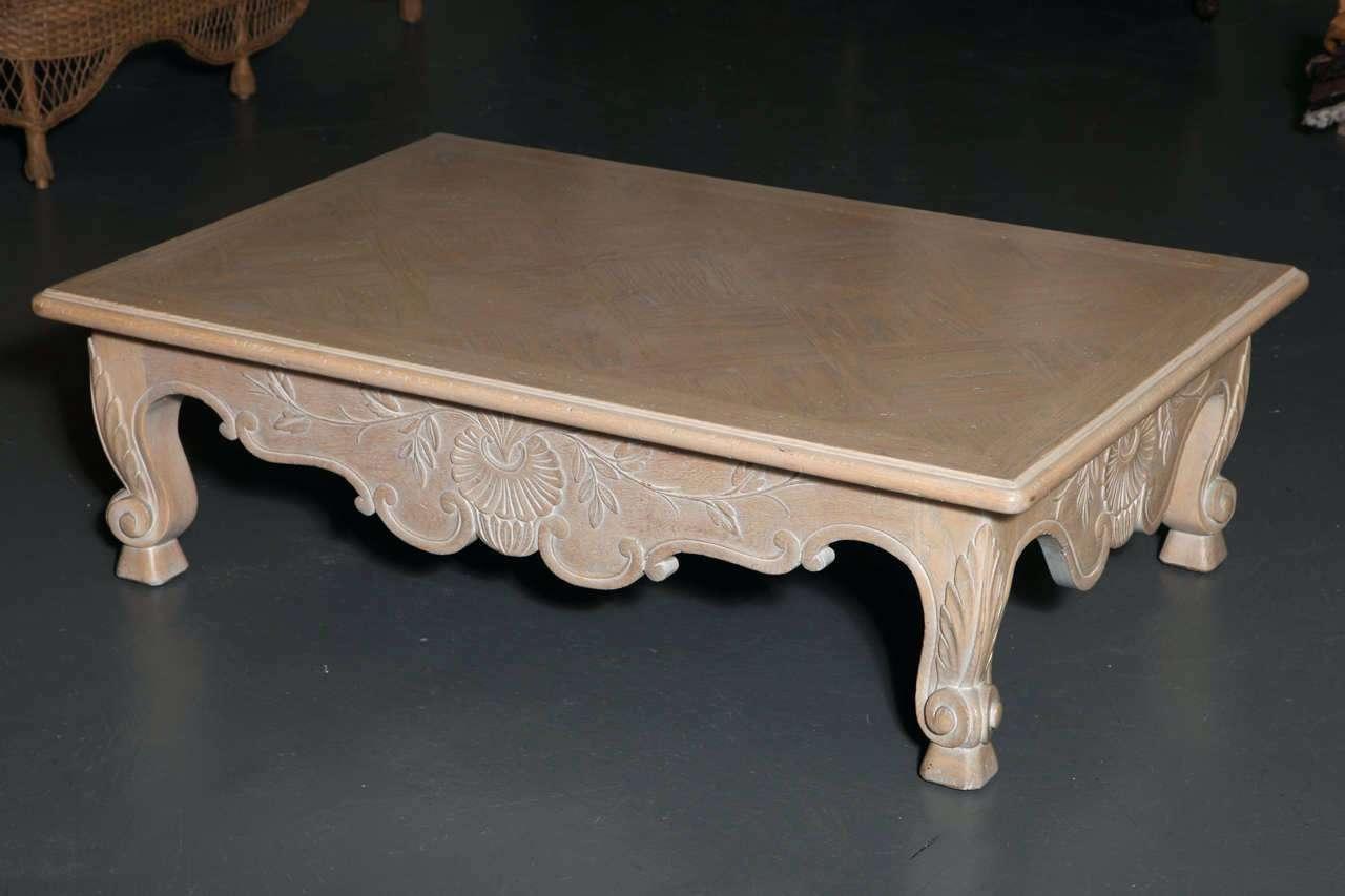 Serrone Page 18: Oak Coffee Table (View 20 of 20)