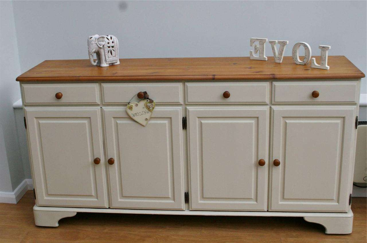 Shabby Chic Sideboards – Kalusteet Kotiin (View 16 of 20)