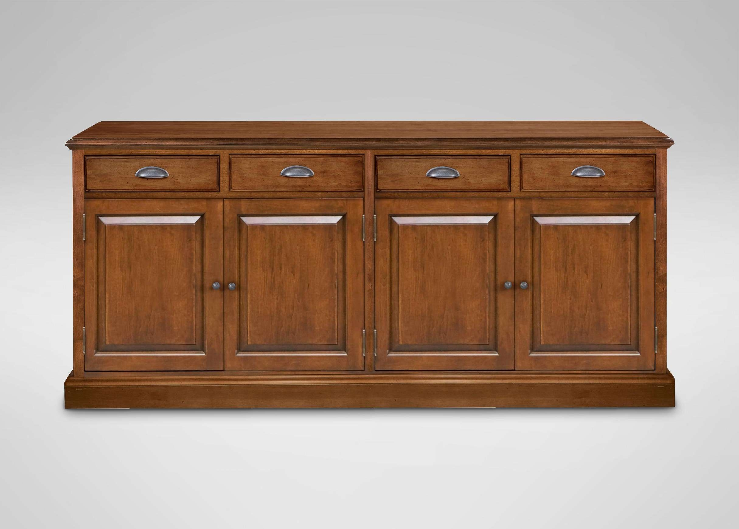 Shop Buffet Storage, Sideboards & Servers | Ethan Allen In Black Sideboards Cabinets (View 12 of 20)