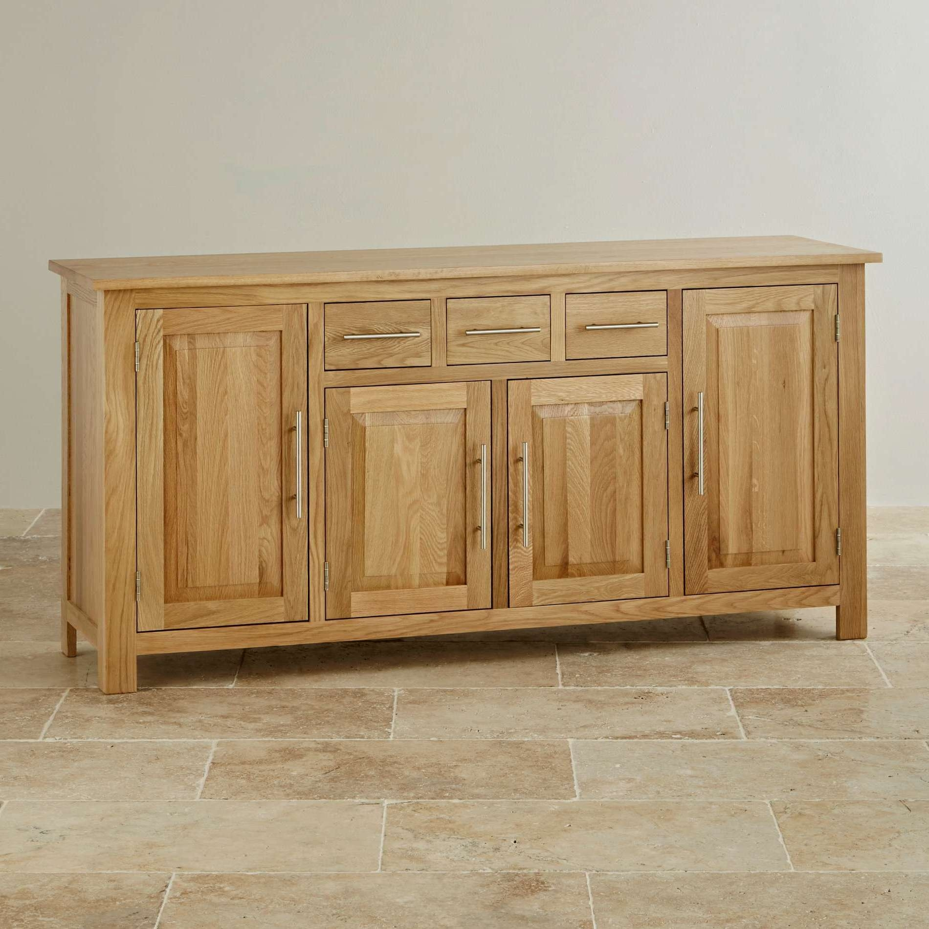 Showing Photos Of Solid Oak Sideboards (view 2 Of 20 Photos) In Large Sideboards (View 7 of 20)