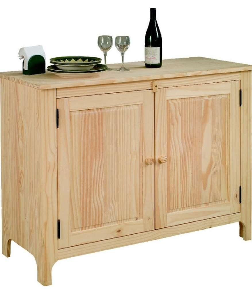 Sideboard 12 Inch Linen Cabinet Buffets & Sideboards | Houzz Regarding Deep Sideboards (View 16 of 20)