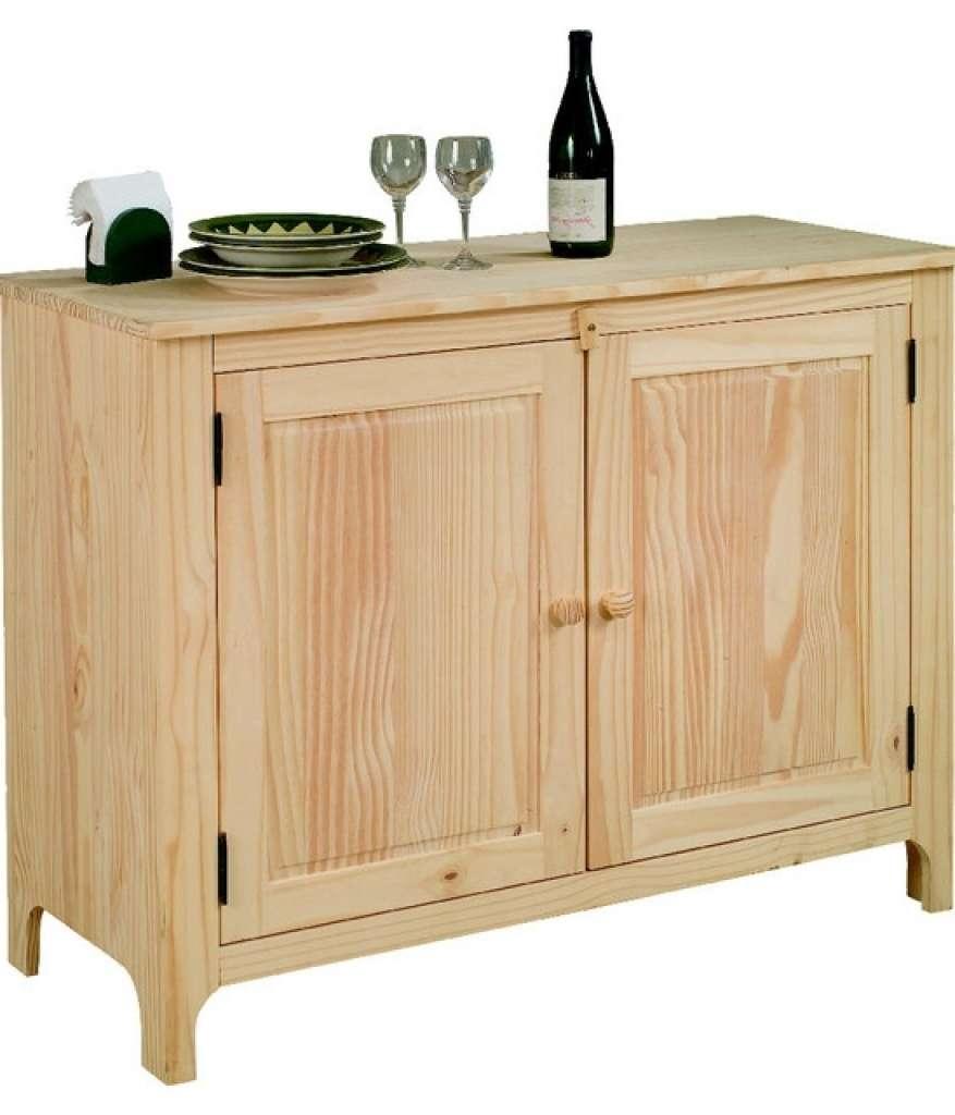 Sideboard 12 Inch Linen Cabinet Buffets & Sideboards | Houzz Regarding Deep Sideboards (View 8 of 20)