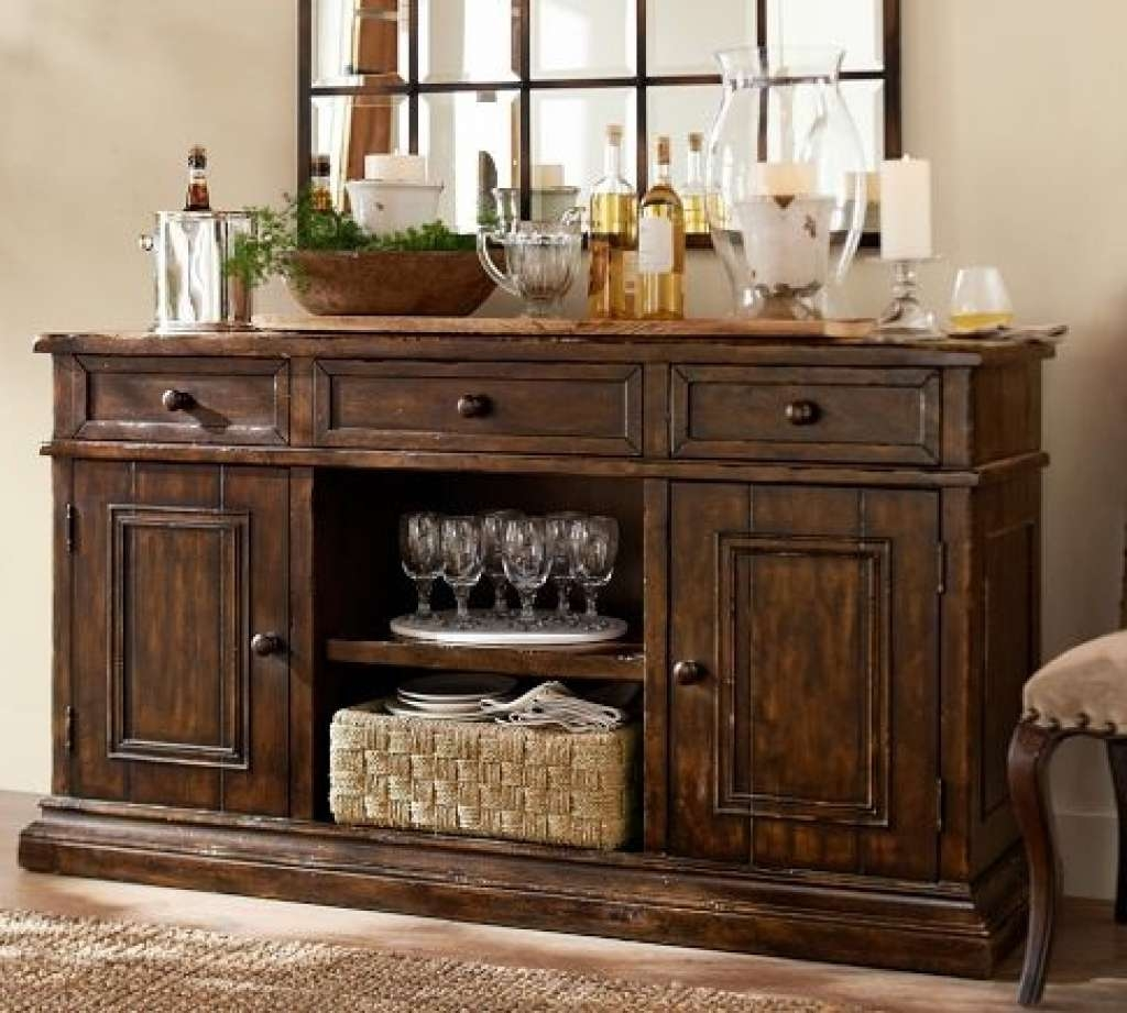 Sideboard 13 Best Dining Room Images On Pinterest | Antique Throughout Pottery Barn Sideboards (View 4 of 20)