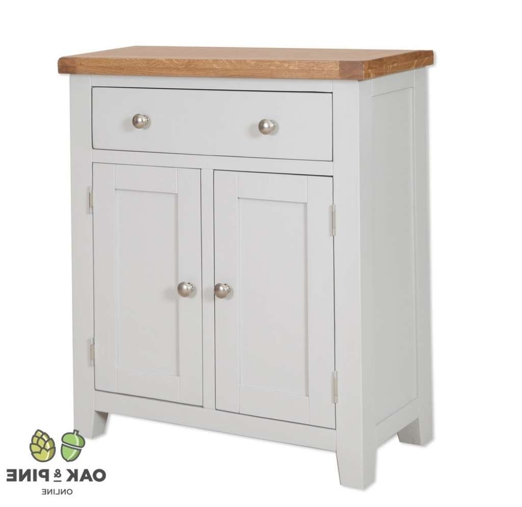 Sideboard 25 Best Collection Of Slim Sideboards In Slim Oak With Slim Oak Sideboards (View 5 of 20)