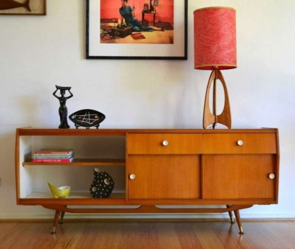 Sideboard 32 Original Mid Century Sideboards You Gonna Love Regarding Colorful Sideboards (View 14 of 20)