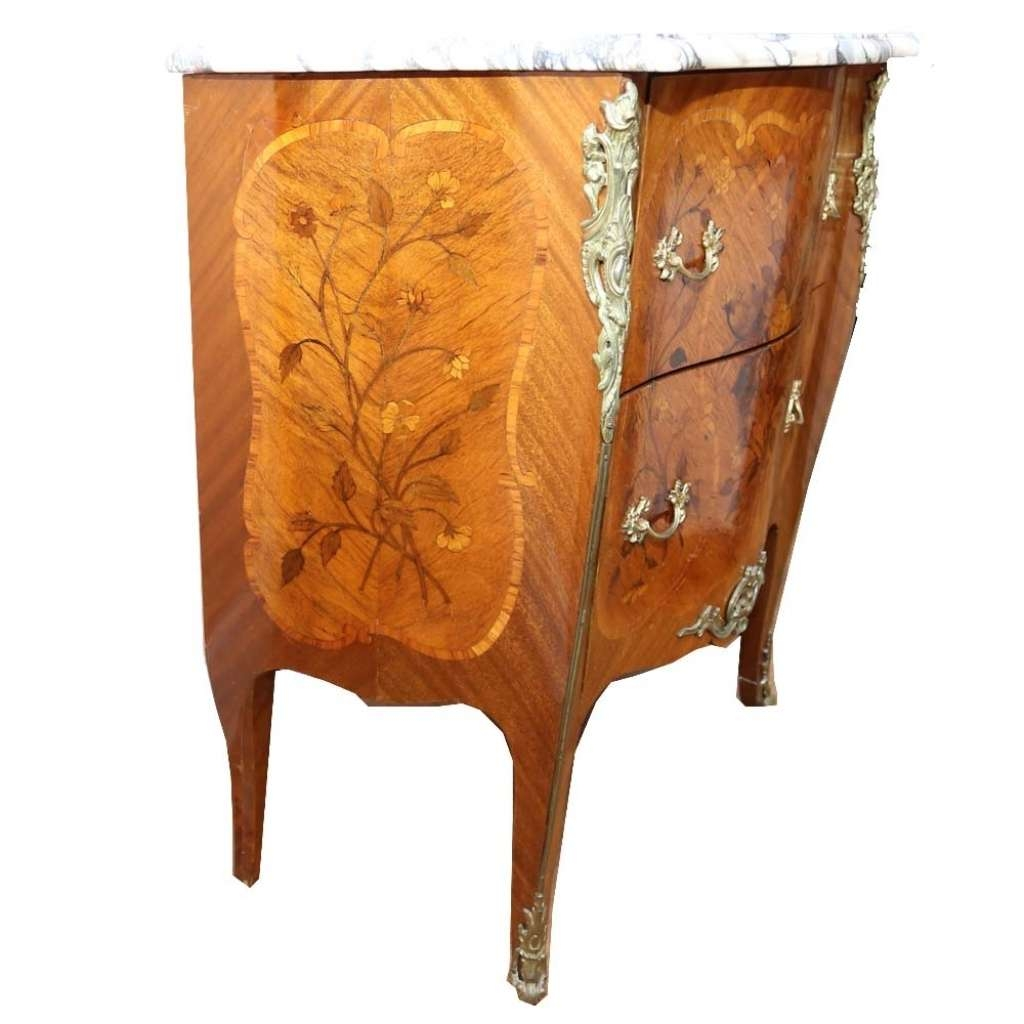 Sideboard Antique French Bombe Commode Toronto Antique Vintage Within Antique Toronto Sideboards (View 11 of 20)