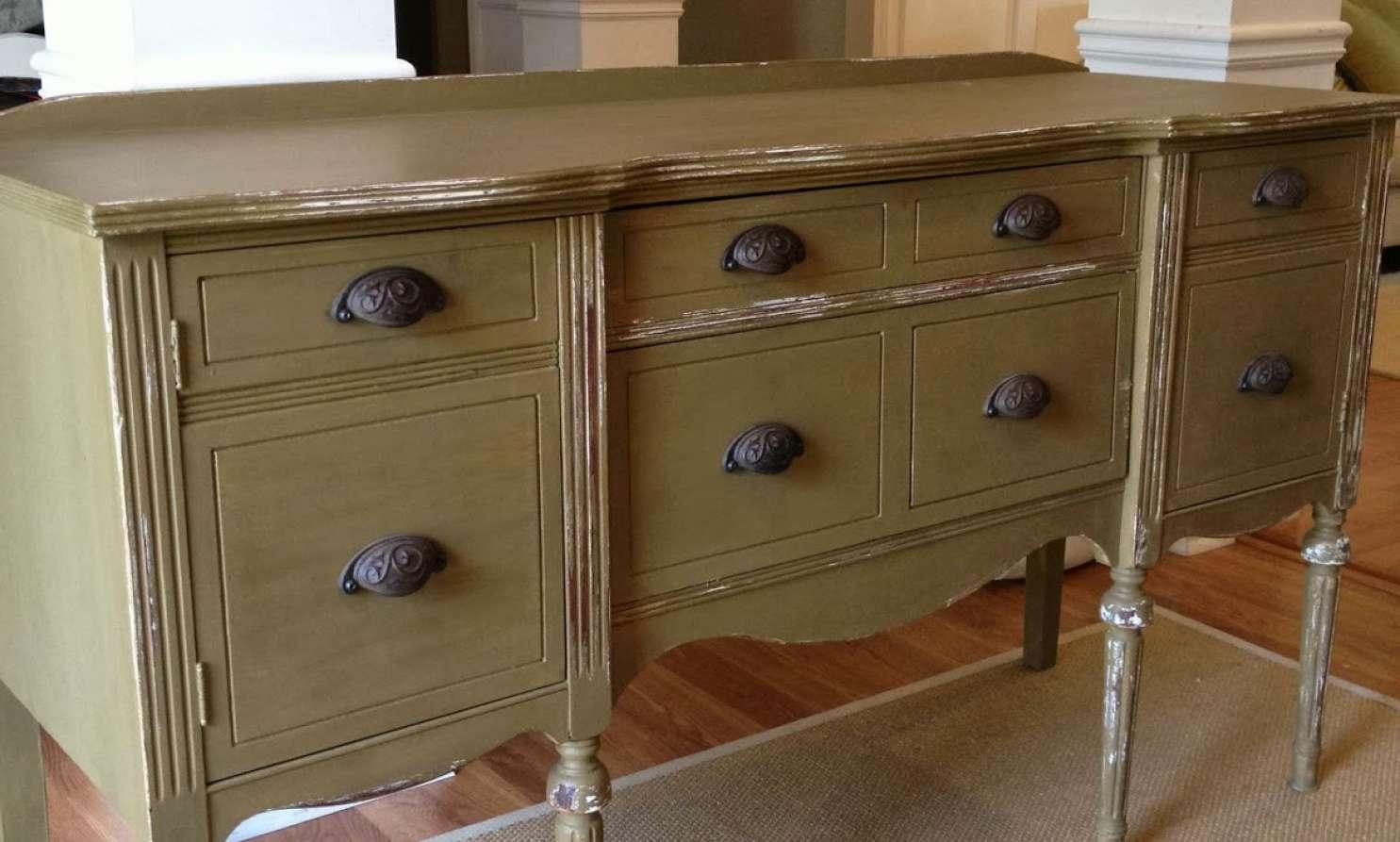 Sideboard : Antique Sideboards And Buffets Inspirational Of Regarding Antique Sideboards (View 19 of 20)