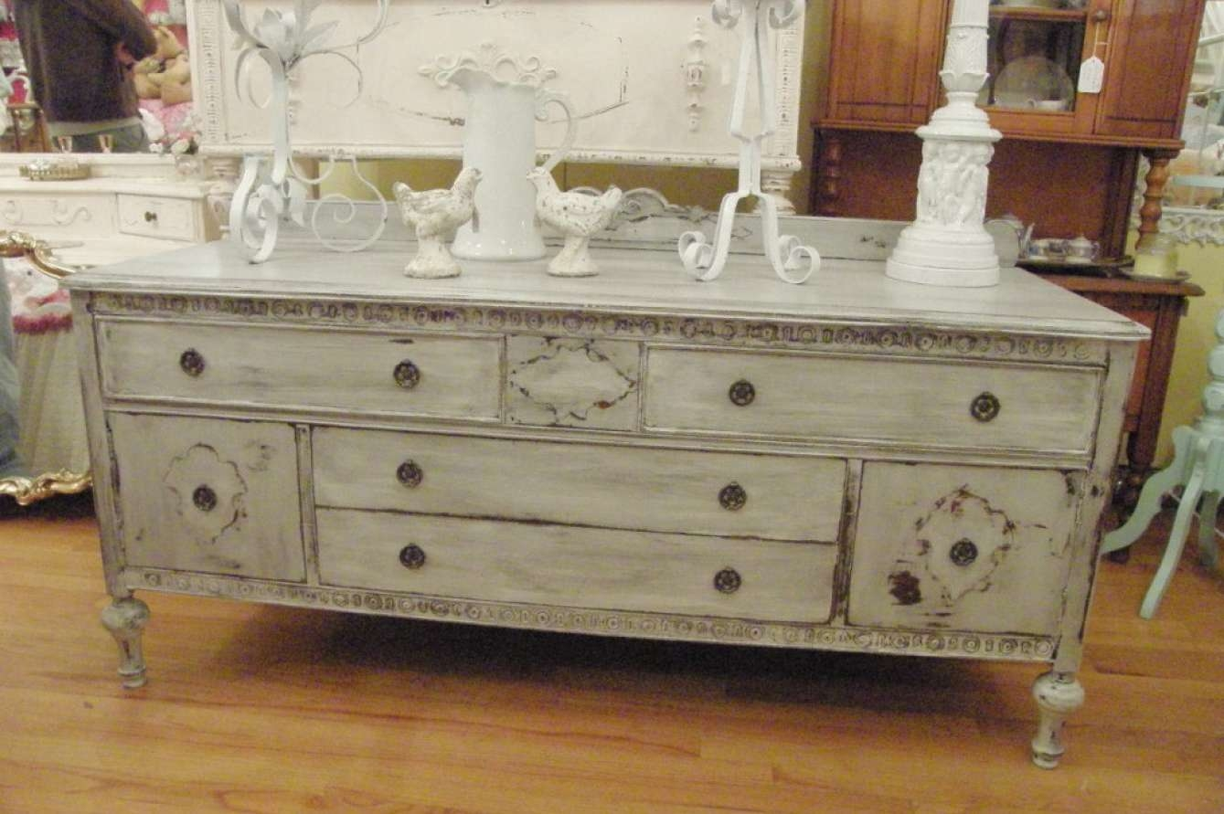 Sideboard : Antique Sideboards And Buffets Inspirational Of With Regard To Vintage Sideboards (View 8 of 20)