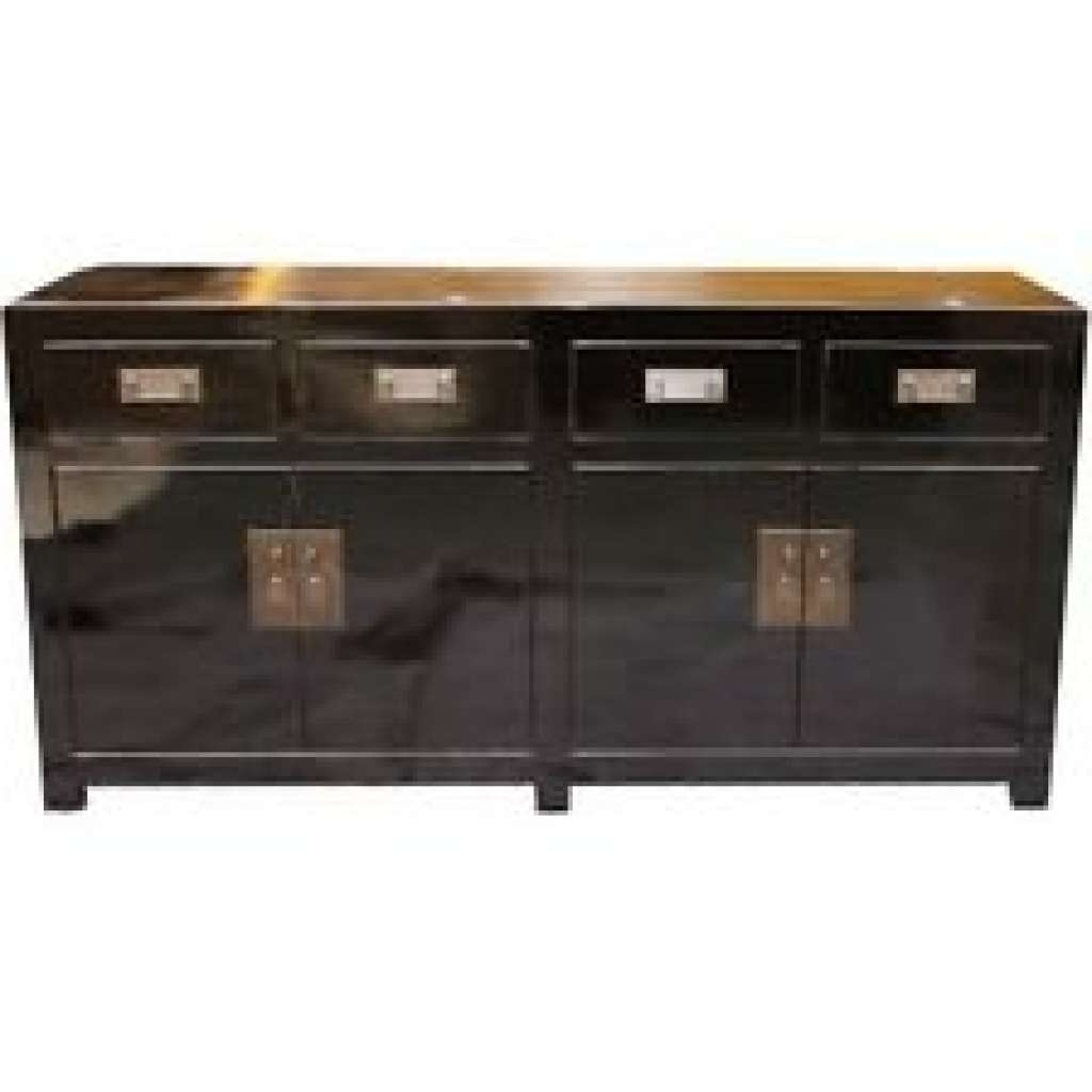 Sideboard Asian/oriental Sideboards And Buffets | Ebay Inside In Asian Sideboards (View 5 of 20)