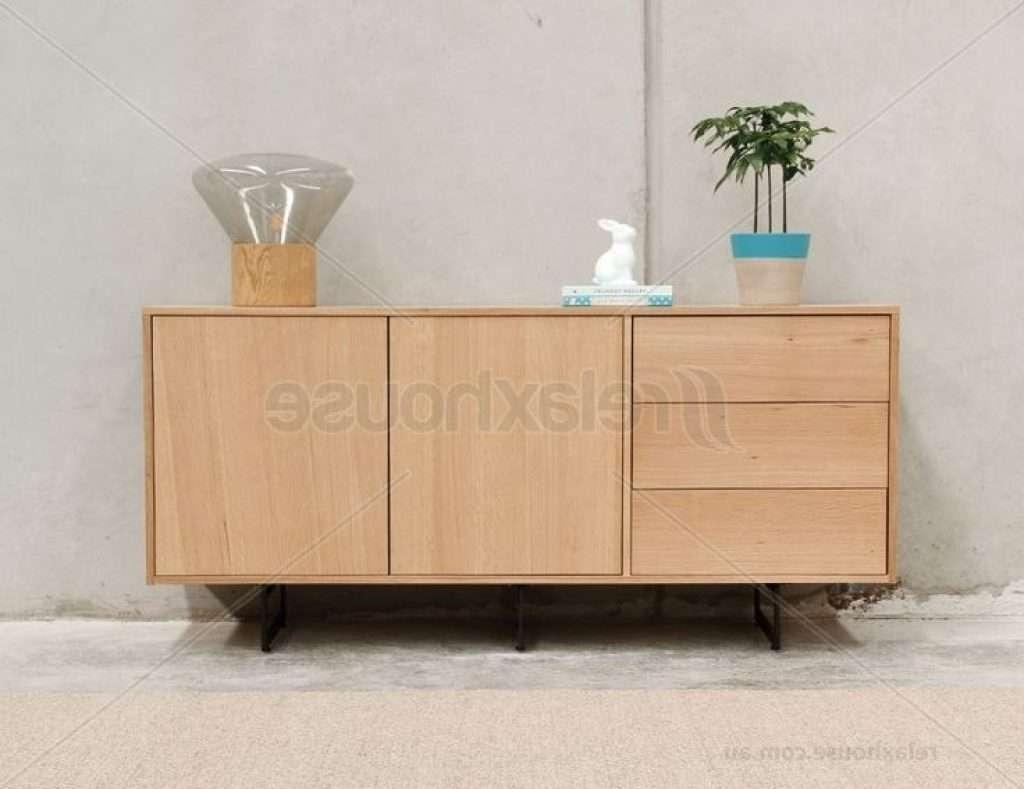 Sideboard Best 25 Solid Oak Sideboard Ideas On Pinterest | Oak With Solid Wood Sideboards (View 12 of 20)