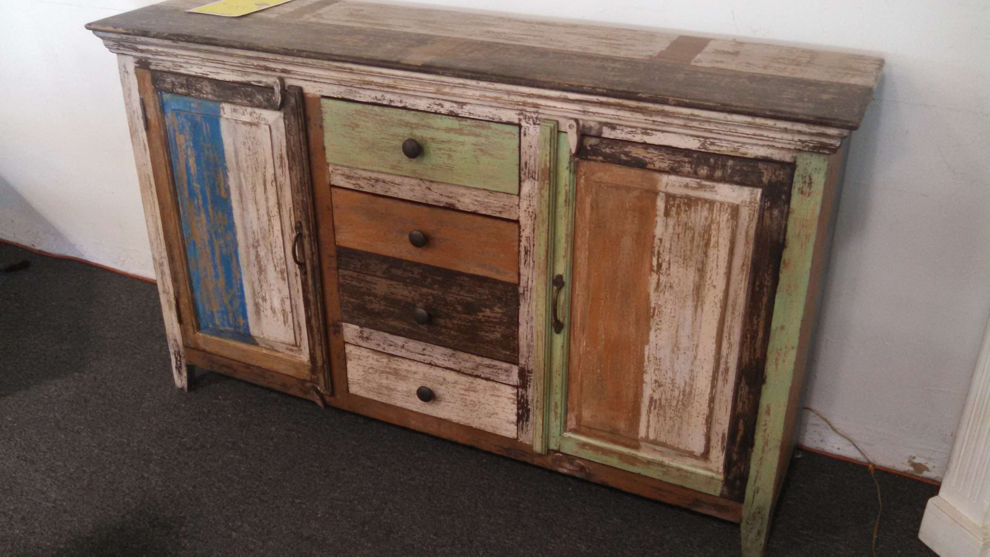 Sideboard Buffet Table Inspirational With Furniture Contemporary With Regard To Distressed Sideboards (View 11 of 20)