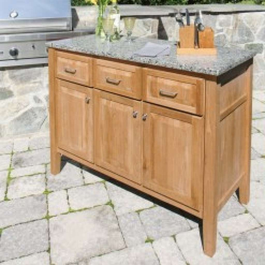 Sideboard Buffet Tables Outdoor Teak Granite Tops | Country Casual Within Outdoor Sideboards Tables (View 5 of 20)