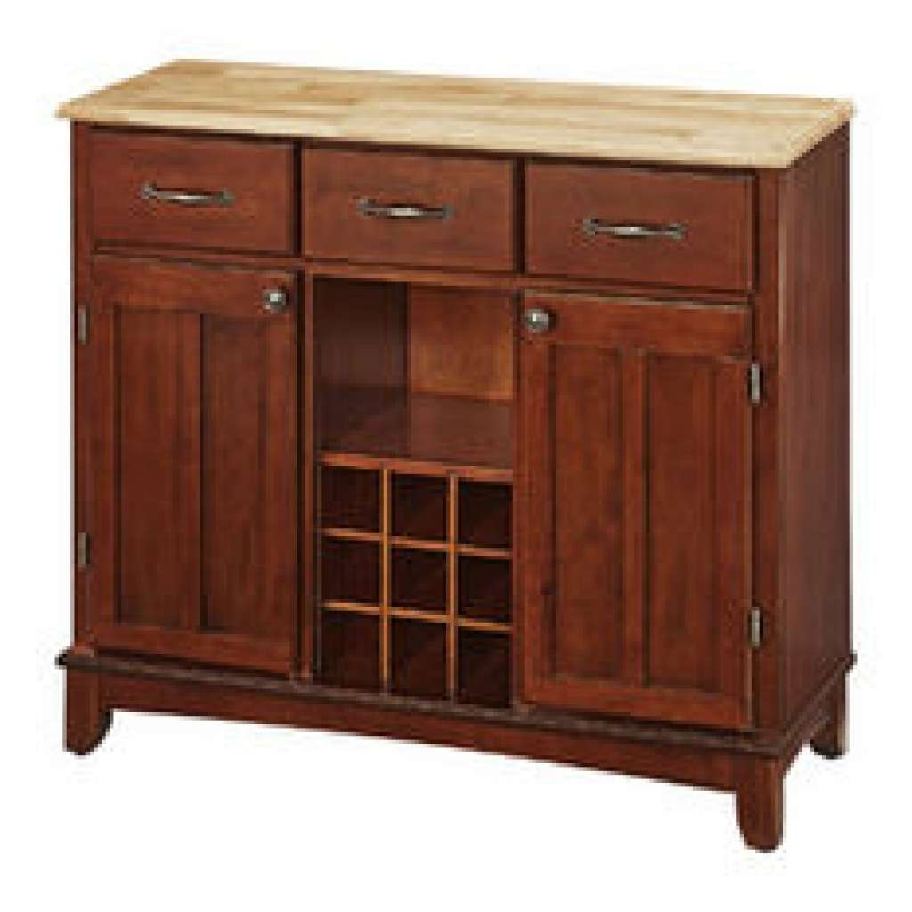 Sideboard Cherry Buffets And Sideboards | Houzz With Regard To Throughout Cherry Sideboards (View 6 of 20)