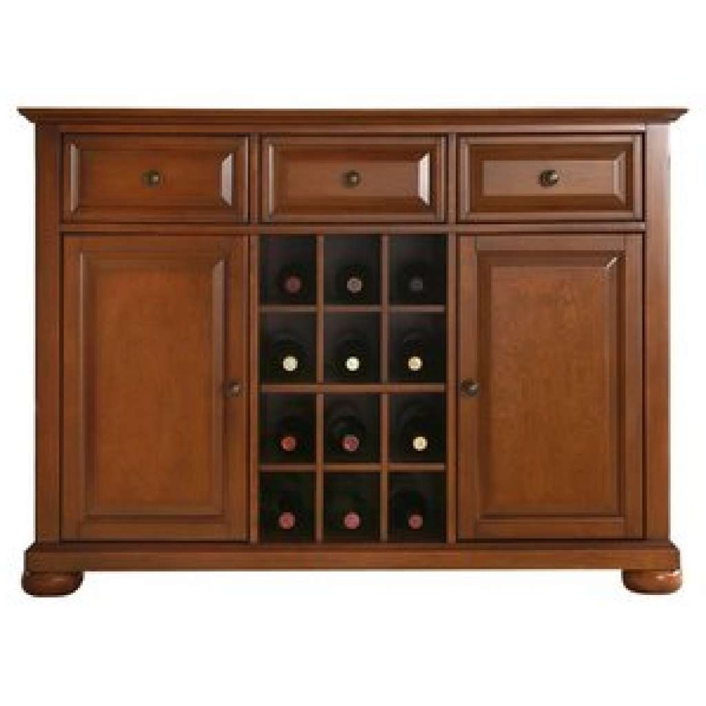 Sideboard Cherry Sideboards & Buffets You'll Love | Wayfair With For Cherry Sideboards (View 11 of 20)