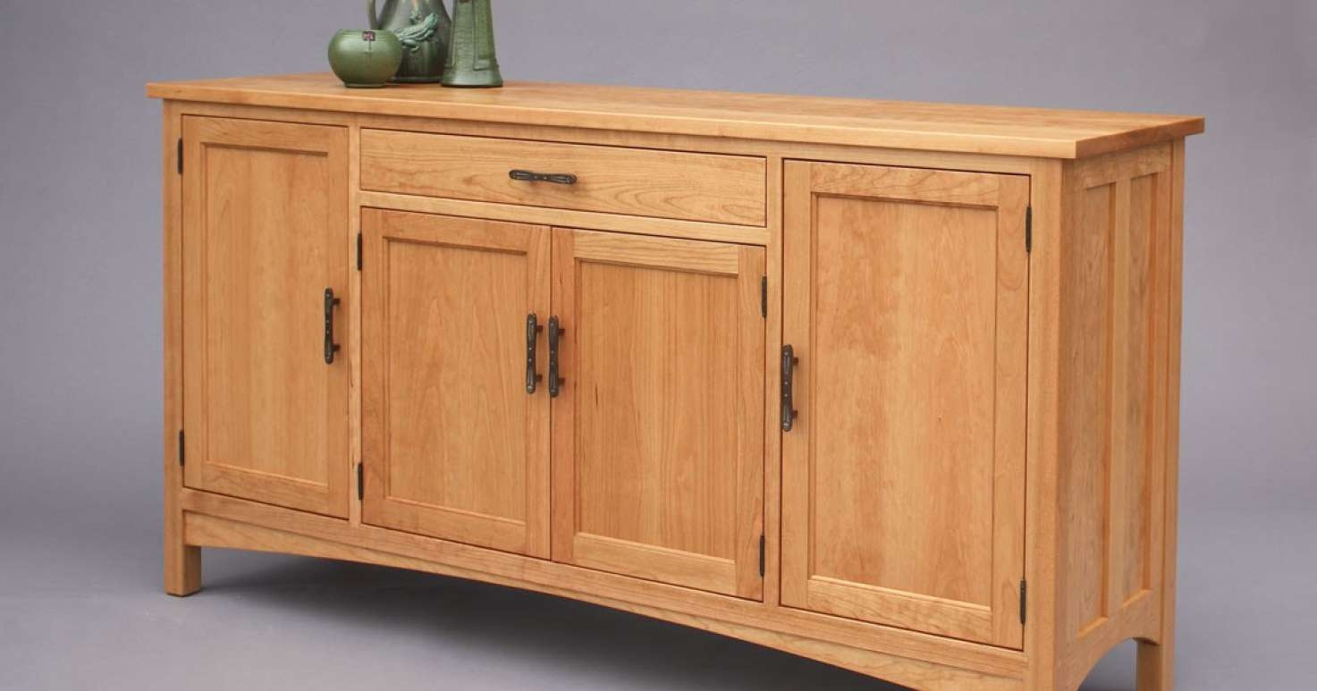 Sideboard : Cherry Sideboards Favored Black Cherry Buffet' Awful With Cherry Sideboards (View 17 of 20)