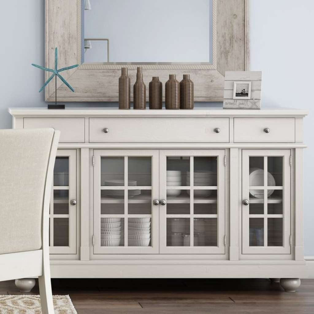 Sideboard Cottage & Country Sideboards & Buffets You'll Love Throughout Country Sideboards And Hutches (View 13 of 20)