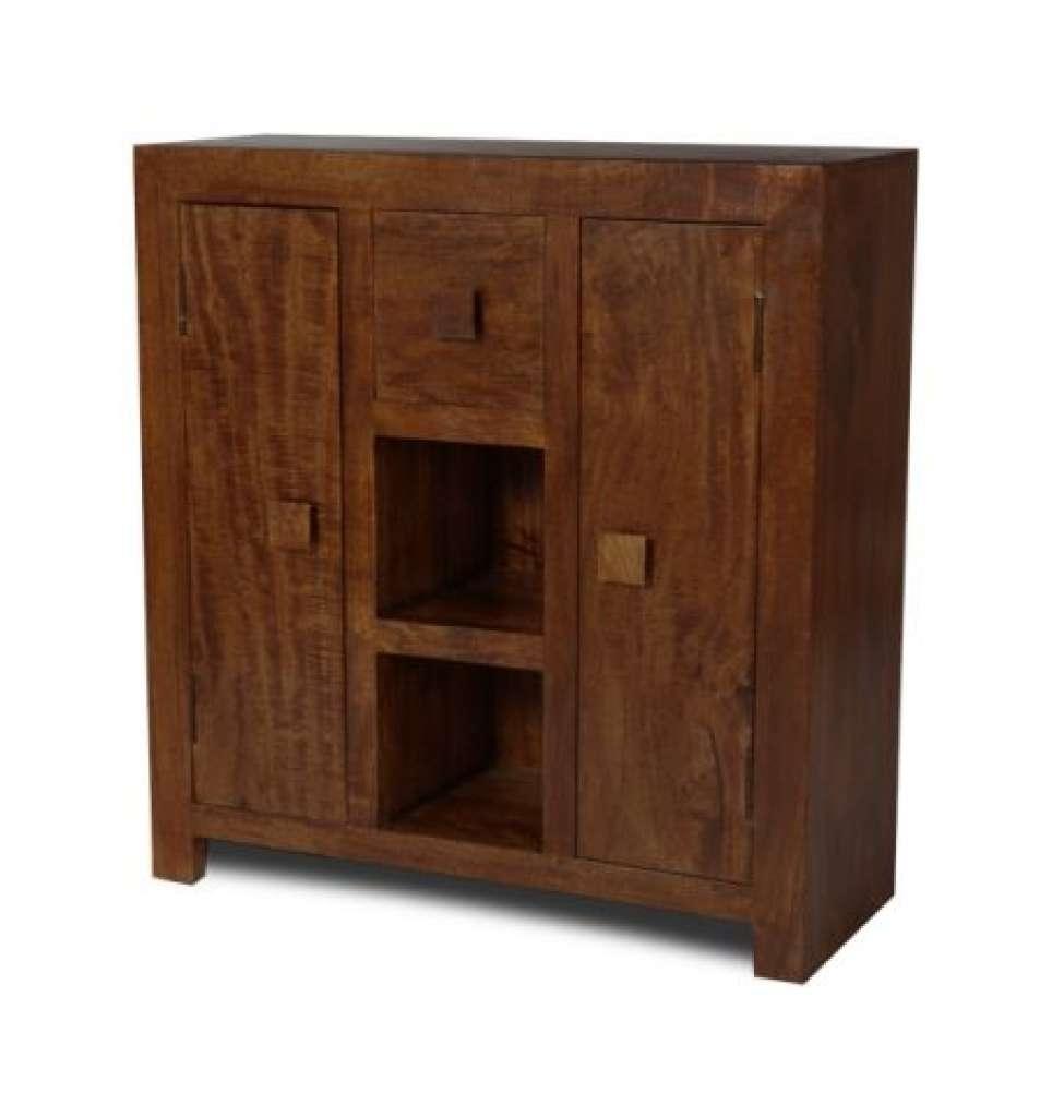Sideboard Dakota Slim Sideboard | Trade Furniture Company™ In Intended For Slim Oak Sideboards (View 20 of 20)