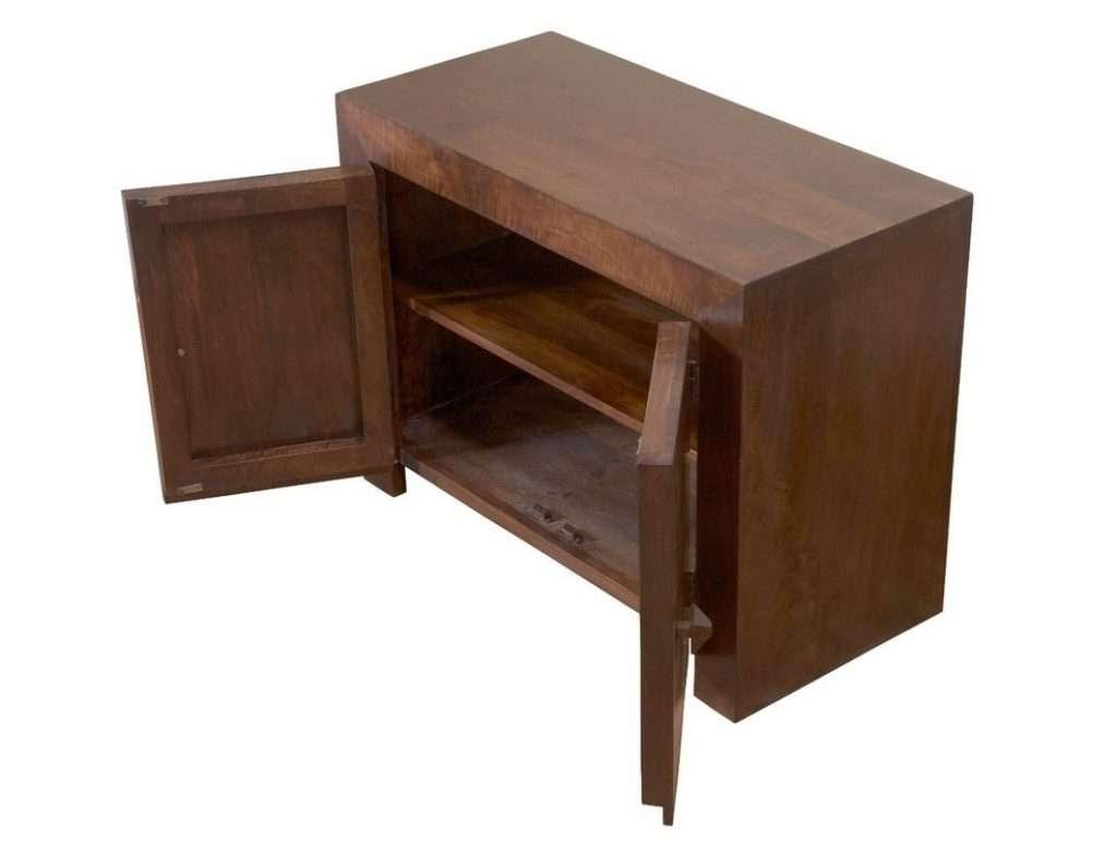 Sideboard Dakota Small Dark Wood Sideboard Sideboardchic For In Small Dark Wood Sideboards (View 16 of 20)