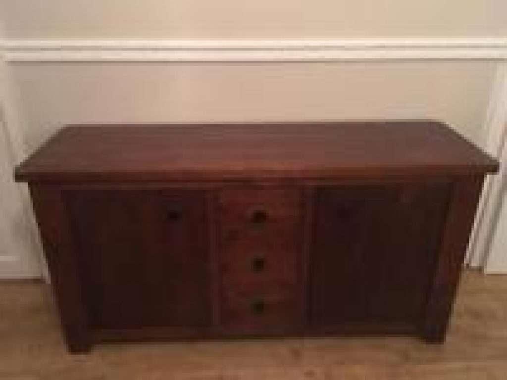 Sideboard Dark Wood Sideboard | Other Dining & Living Room Regarding Dark Wood Sideboards (View 7 of 20)