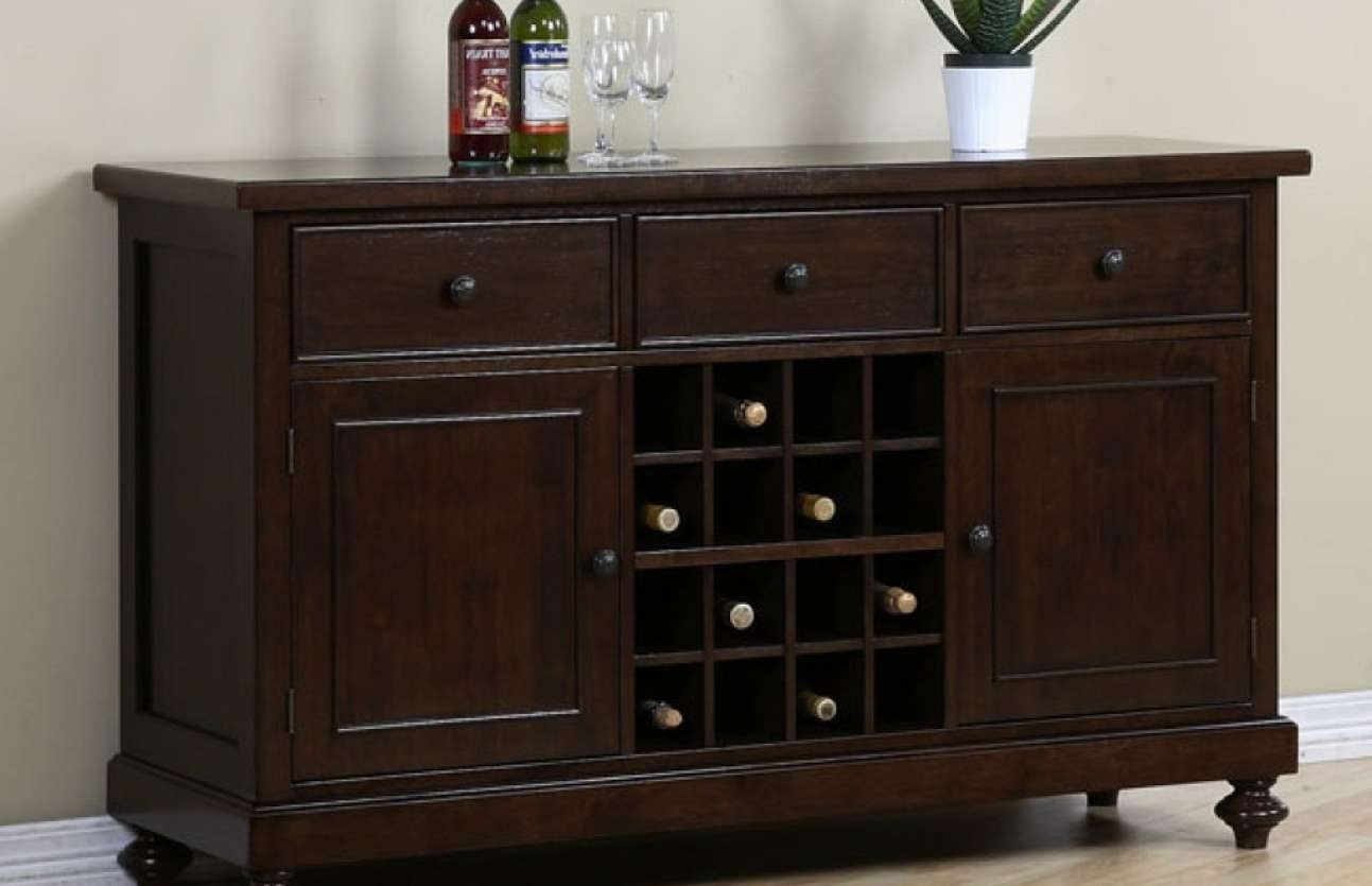 Sideboard : Dining Room Credenza Cool Stunning Buffet Sideboard Intended For Cool Sideboards (View 15 of 20)
