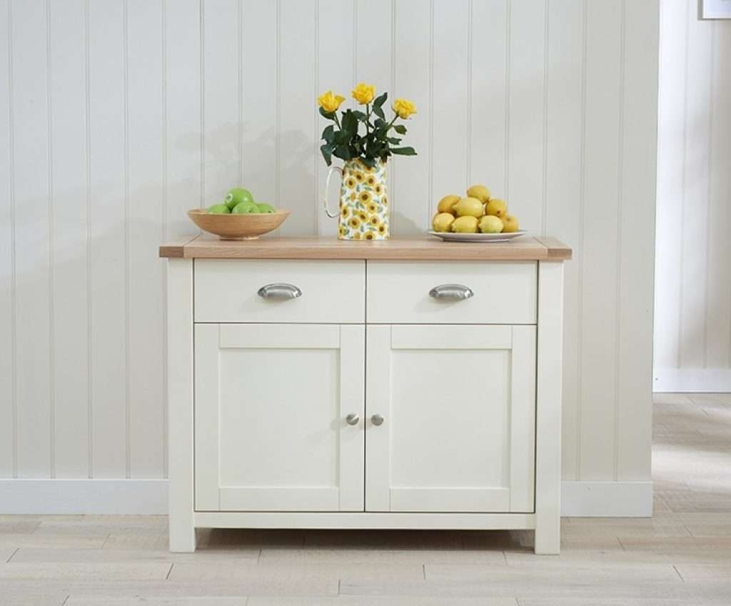 Sideboard Dining Room Oak Sideboards | Oak Furniture Superstore Pertaining To Cream And Oak Sideboards (View 10 of 20)