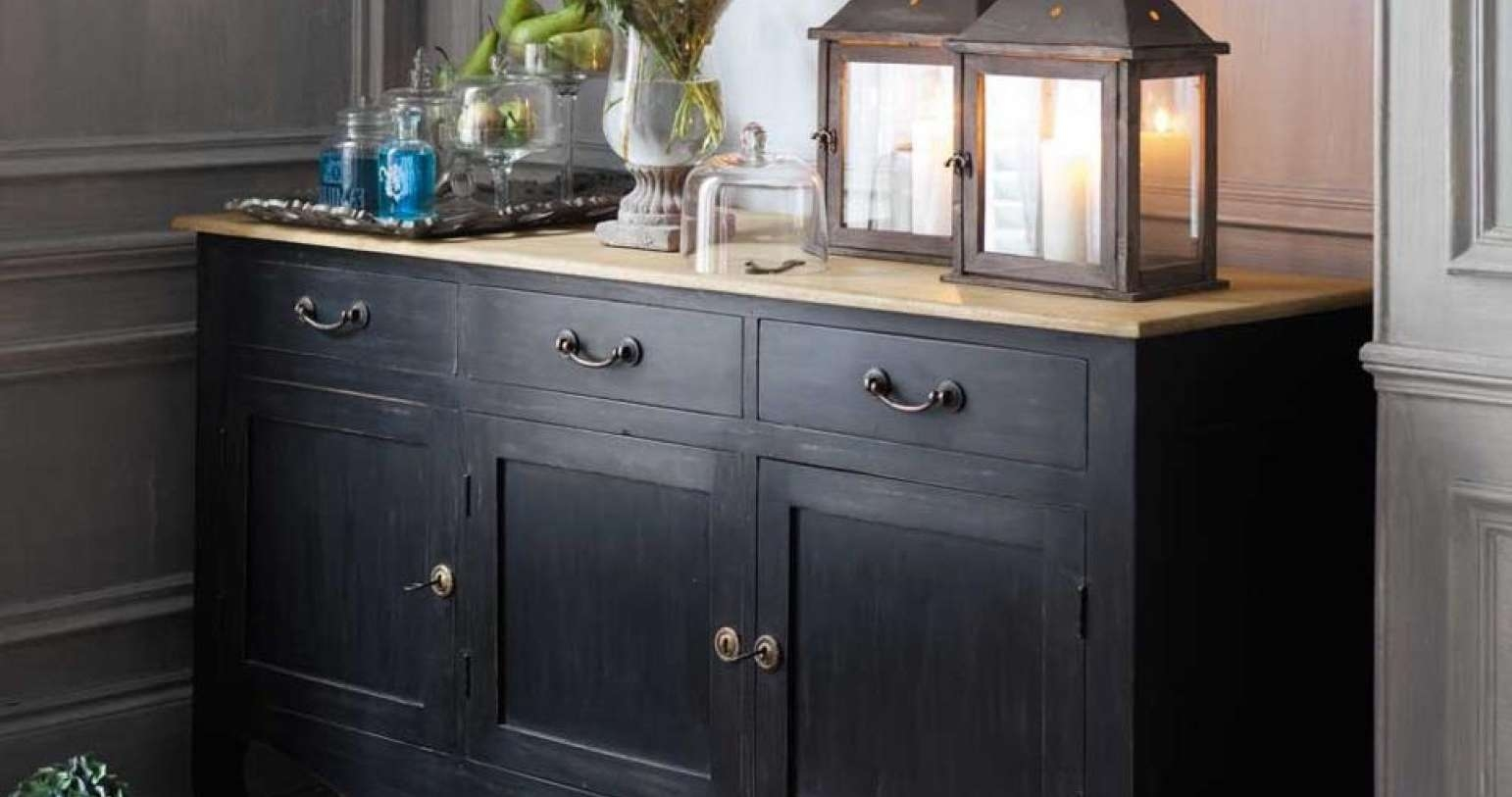 Sideboard : Farmhouse Sideboards Shocking Farmhouse Decor Pertaining To Farmhouse Sideboards (View 13 of 20)