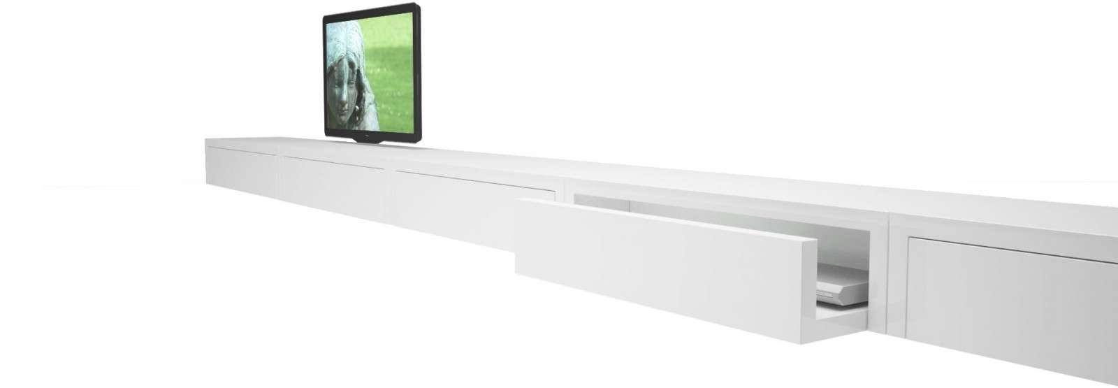 Sideboard Flach – Bestseller Shop Für Möbel Und Einrichtungen Throughout Zum Aufhängen Sideboards (View 12 of 20)