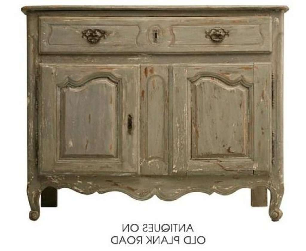 Sideboard French Provincial Buffets Within French Painted Pertaining To French Sideboards (View 19 of 20)