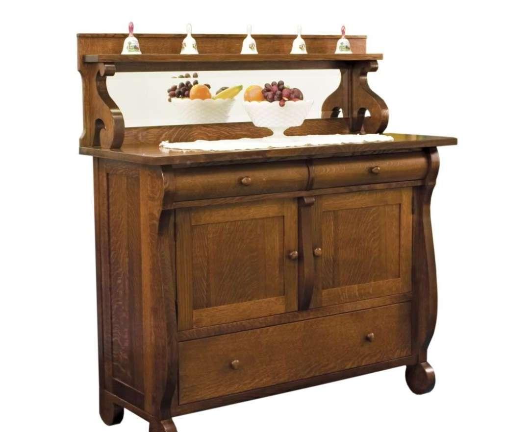 Sideboard : Funiture Wonderful Bar Buffet Furniture Shallow Buffet Regarding Shallow Buffet Sideboards (View 8 of 20)