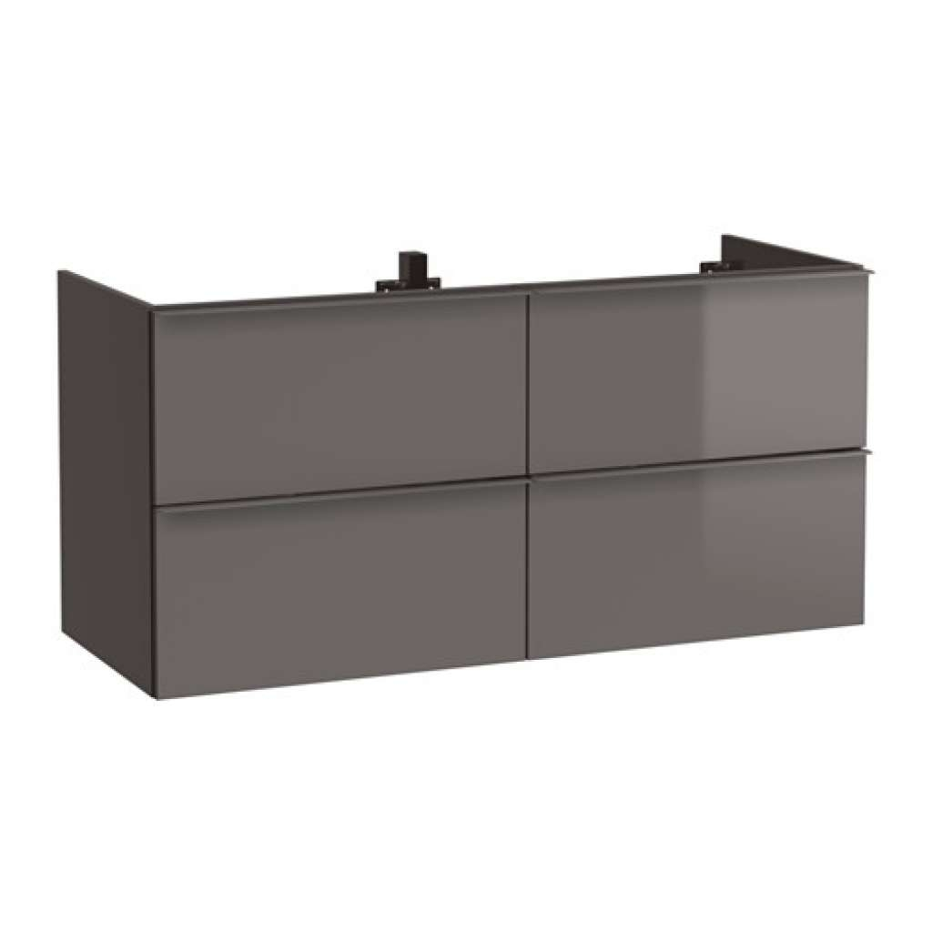 Sideboard Godmorgon Wash Stand With 4 Drawers High Gloss Grey Ikea Regarding High Gloss Grey Sideboards (View 12 of 20)
